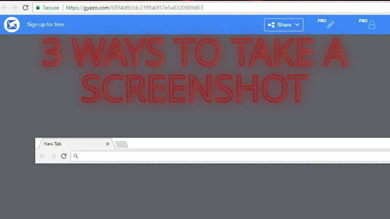 3 Ways To Take A Screenshot On Your Computer