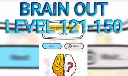 Brain Out Level 121-150 Answers