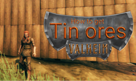 How To Get Tin Ore In Valheim