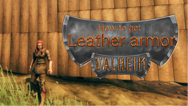 How To Craft Leather Armor In Valheim
