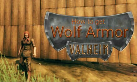 How To Get Wolf Armor In Valheim?