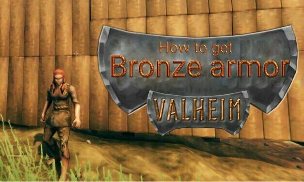 How To Craft Bronze Armor In Valheim?
