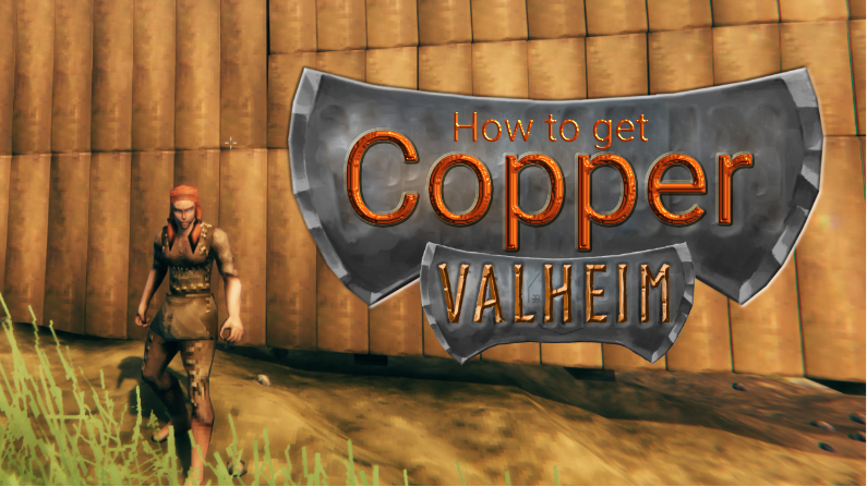 How To Get Copper Ore In Valheim