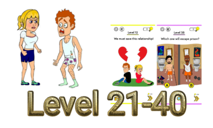 Braining: Tricky Test Guess Who? Level 21-40 Answers