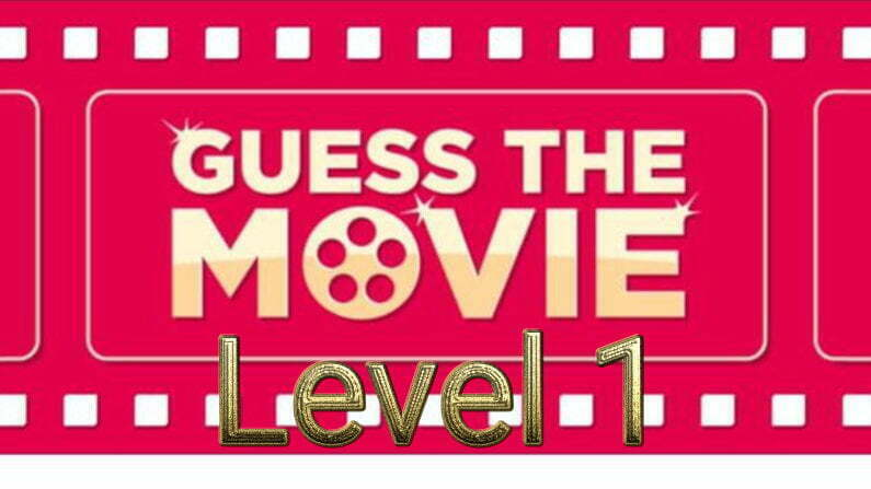 Guess The Movie Quiz Level 1