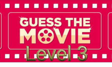 Guess The Movie Quiz Level 3