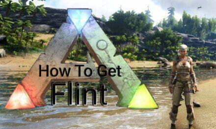 How To Get Flint In Ark Survival Evolved