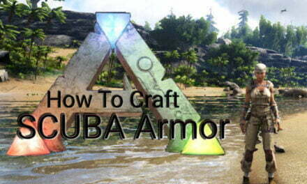 How To Craft SCUBA Armor In Ark Survival Evolved?