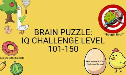 Brain Puzzle: IQ Challenge Level 101-150