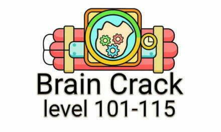 Brain Crack Level 101-115
