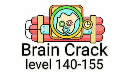 Brain Crack Level 140-155