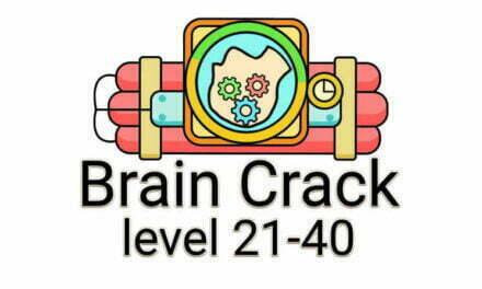 Brain Crack Level 21-40