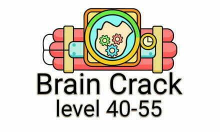 Brain Crack Level 40-55
