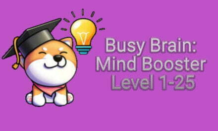 Busy Brain: Mind Booster Level 1-25