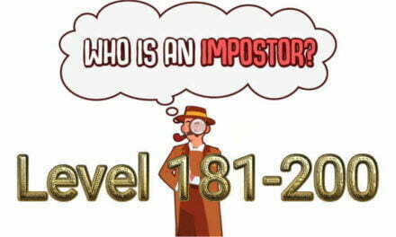 Who Is Imposter? Level 181-199