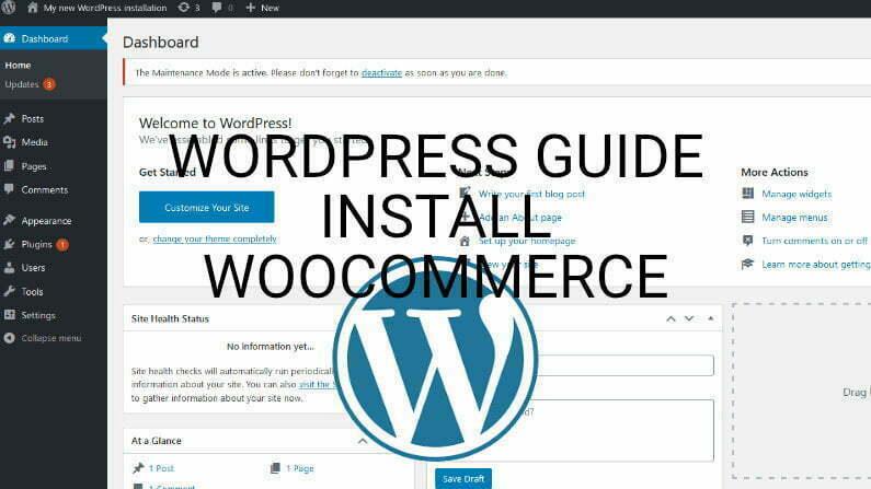 How To Install WooCommerce In WordPress Website