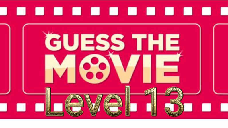 Guess The Movie Quiz Level 13
