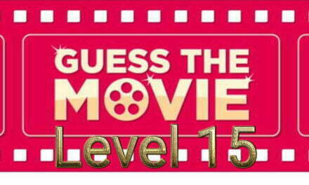 Guess The Movie Quiz Level 15