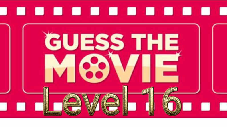Guess The Movie Quiz Level 16