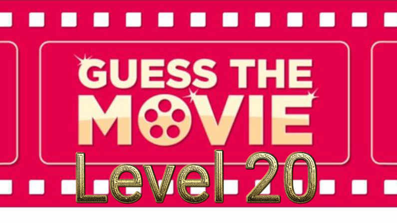 Guess The Movie Quiz Level 20