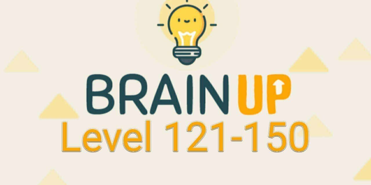 Brain Up – Tricky Puzzles Level 121-150