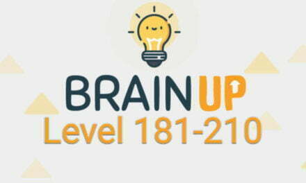 Brain Up – Tricky Puzzles Level 181-210