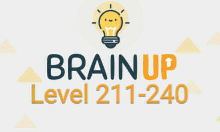 Brain Up – Tricky Puzzles Level 211-240