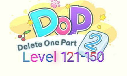 DOP 2: Delete One Part Level 121-150